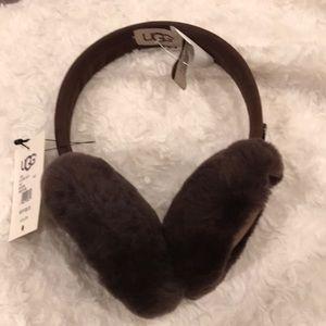 UGG® Australia 'Classic' Knit Earmuffs